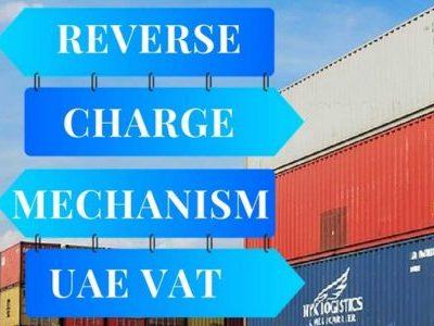 UAE VAT Reverse Charge Mechanism