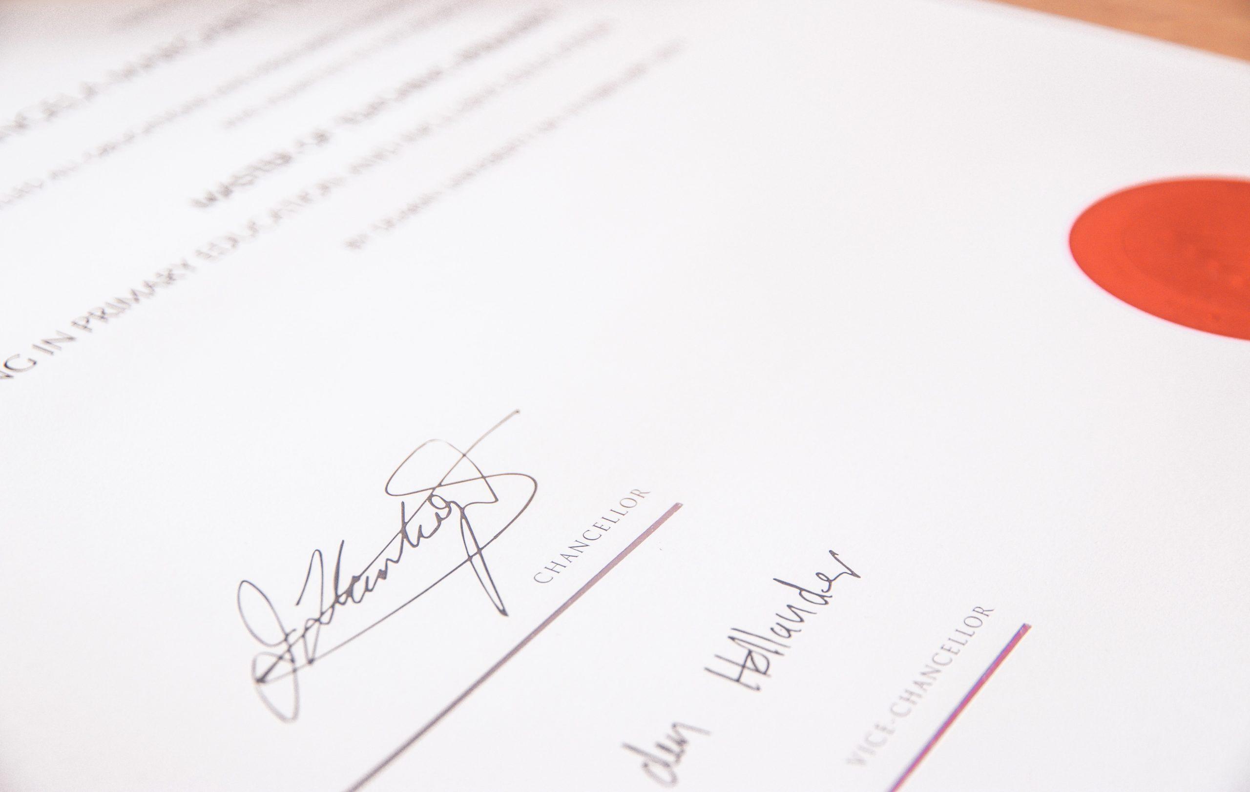 USA Certificate Attestation in UAE, Abu Dhabi, Dubai, Sharjah